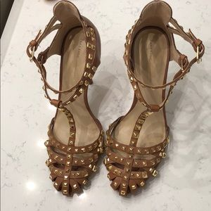 Zara high heels sandals